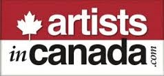 Link to ArtistsInCanada.com, a national directory of Canadian artists and art resources