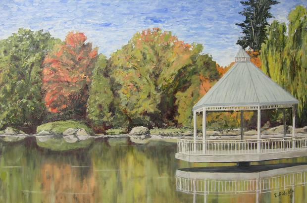 Millpond Autumn - 2011 - NOT FOR SALE